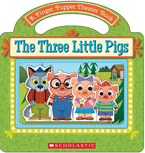 The Three Little Pigs: A Finger ...