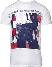 I-D-C Bruce Springsteen-Born In The USA Camiseta para Hombre