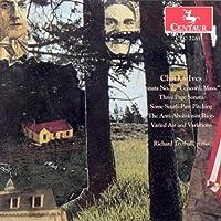 Ives: Sonata No. 2, Concord, Mass. / Three-Page Sonata, et. al