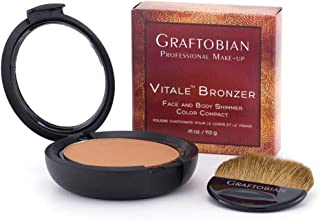 Graftobian Bronzers - Pack of 1, Dark