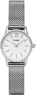 Cluse Womens Analogue Classic Quartz Watch with Stainless Steel Strap CL50005