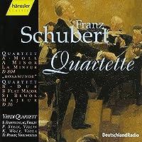 String Quartets D 804 Op 29 D 36