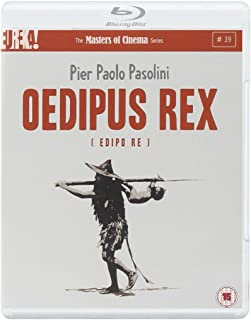 Oedipus Rex Edipo Re  Masters of Cinema  Dual Format Edition  1967