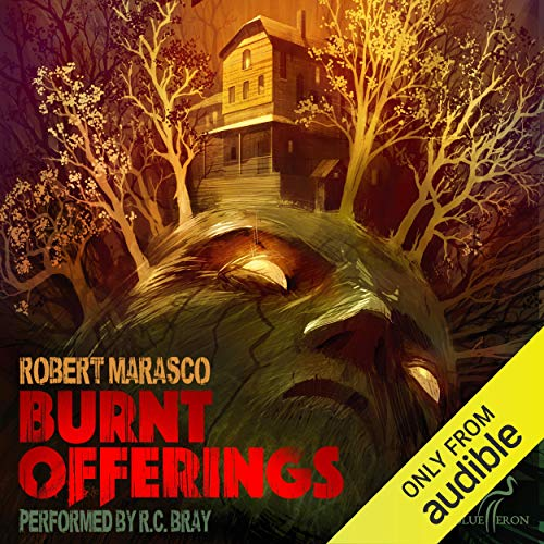 Burnt Offerings cover art
