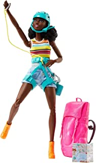 Barbie Camping Fun AA African American Hiker