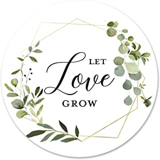 Best let love grow stamp Reviews