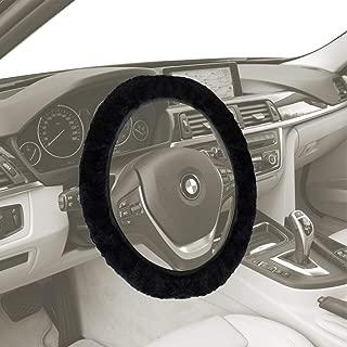 Best big fuzzy steering wheel cover Reviews