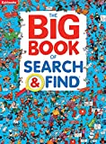 The Big Book of Search & Find-Packed with Hilarious Scenes and Amusing Objects to Find, a Fun Way to Sharpen Observation and Concentration Skills in Kids of all Ages (Search & Find-Big Books)