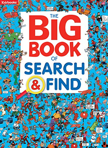 Search and Find books are fun for tween Easter basket fillers