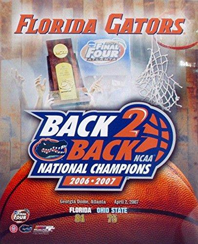 2006-2007 Florida Basketball Champion 2 pack