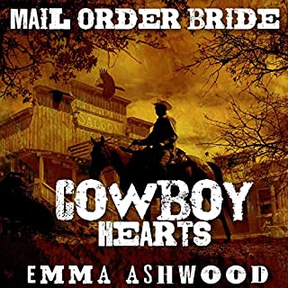 Mail Order Bride: Cowboy Hearts cover art