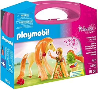 Playmobil 5656.0 Fantasy Horse Carry Case - 4 Years And Above