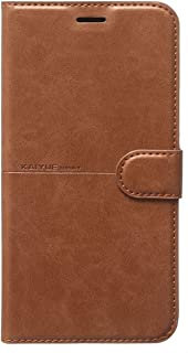 For Infinix Smart 5 X657 Kaiyue Flip Cover Leather Case - Brown