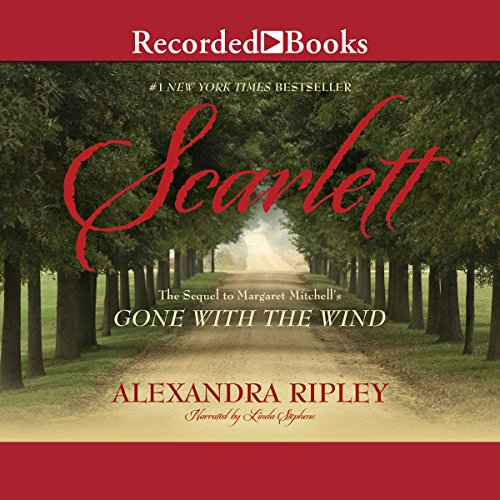 Scarlett Audiobook By Alexandra Ripley cover art