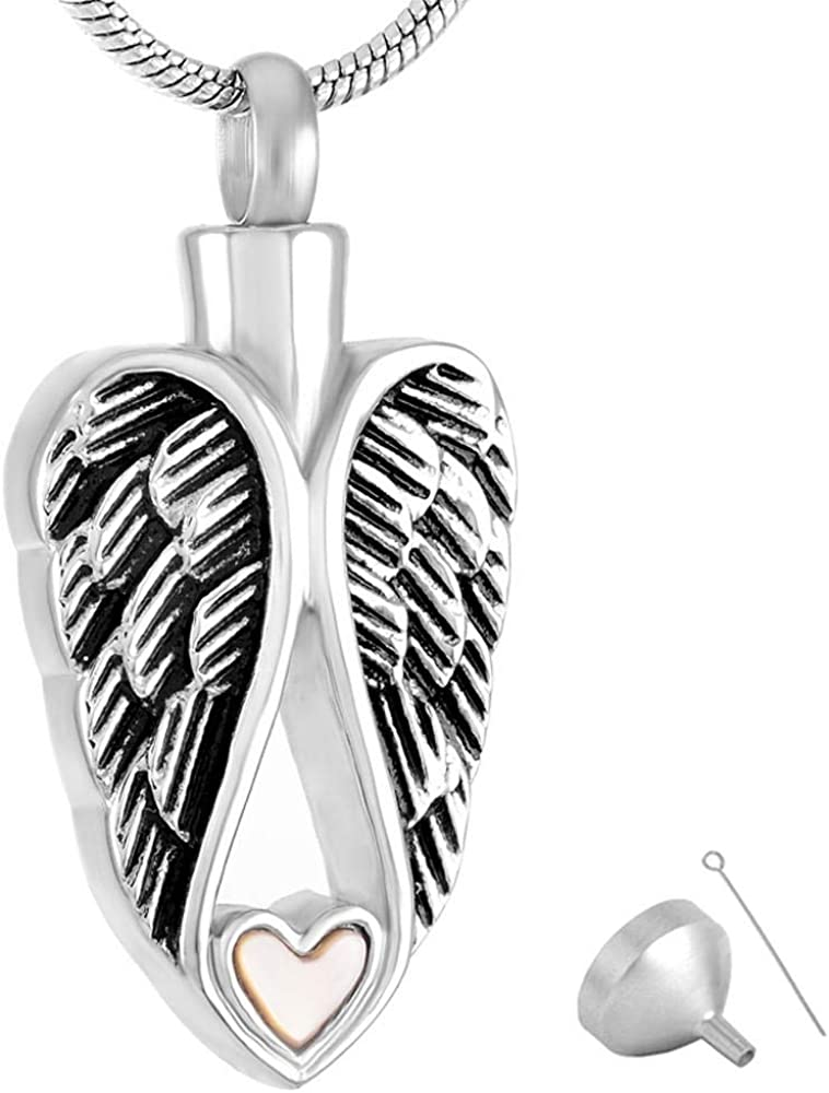 Cremation Urn Necklaceurn necklace Ultra-Cheap Max 82% OFF Deals Most Stai Women∕Men Popular