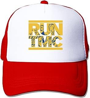 Tim Mitch Chris Warriors RUN TMC Mesh Unisex Adult-one Size Snapback Trucker Hats