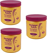 (PACK OF 3) Designer Touch Texturizing Relaxer (SUPER) - 1lb Jar
