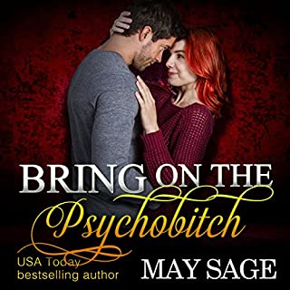 Bring on the Psychobitch audiobook cover art