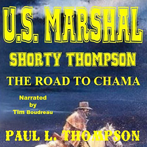 The Road to Chama audiobook cover art