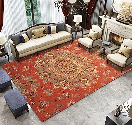Living Room Modern Carpets (140*200CM)Kids Room Rug Modern Short Pile Room Large Size Bedroom(Carpet EC38)