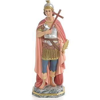 Statue ILHORIN ESOTERISME Statuette Saint Exp/édit 12 cm Peinte /à la Main