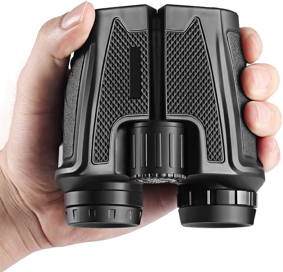 Mini prismáticos compactos 12×25 por sólo 14,99€ (marcando aplicar cupón)
