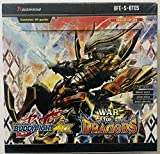 Best Pokemon Booster Box Yugiohs - Buddyfight ACE War of Dragods Vol. 5 Booster Review
