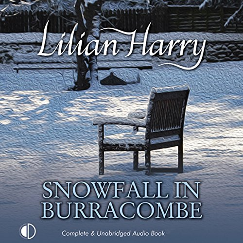 Snowfall in Burracombe audiobook cover art