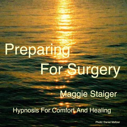 Preparing For Surgery audiobook cover art