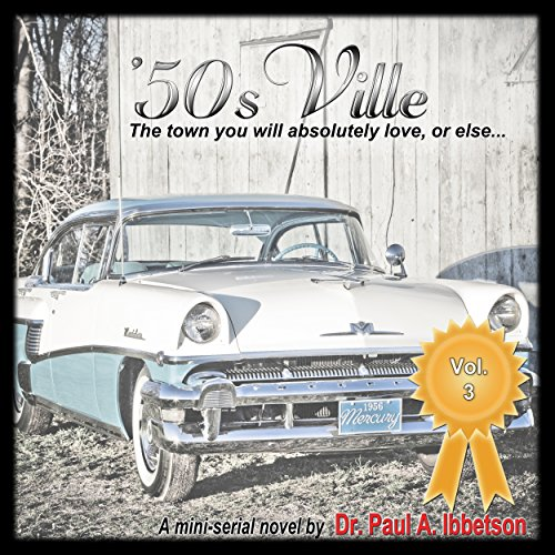 '50sVille: Vol. 3 audiobook cover art