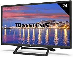 Televisor Led 24 Pulgadas HD, TD Systems K24DLX9H. Resoluci