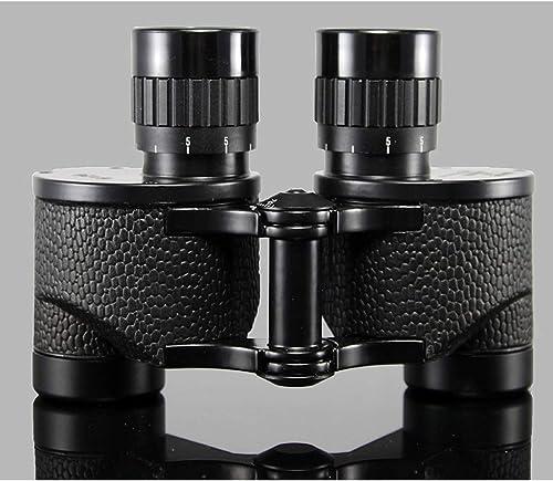 LINDANIG Jumelles compactes 6x24 pour Enfants Adultes, Mini téléscope Pliant en métal avec Vision Nocturne Faible pour l'observation des Oiseaux