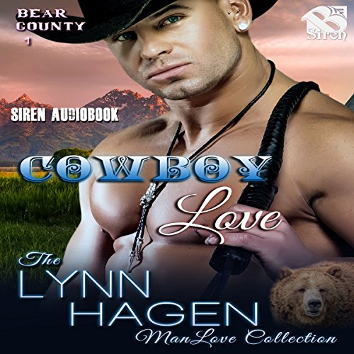 Cowboy Love audiobook cover art