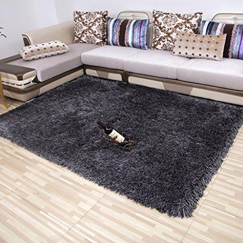 Rand tot Tapijten en dekens Encryptie 8cm dikke filamenten woonkamer met slaapbank slaapkamer tapijt den foyer hal tapijt pluisvrij draagt geen groen 100 * 140cm