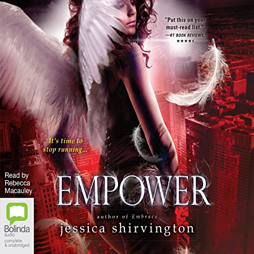 Empower Audiobook By Jessica Shirvington cover art
