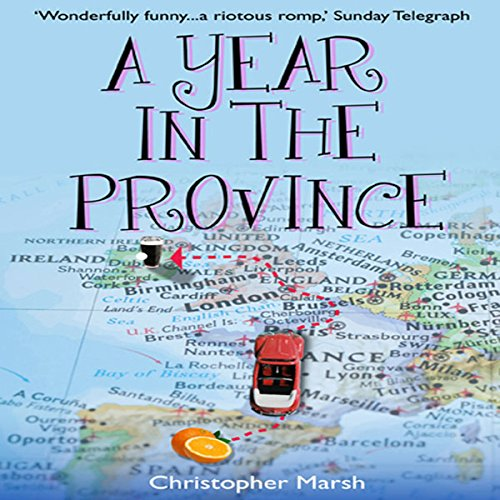 A Year in the Province audiobook cover art