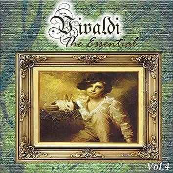 Vivaldi - The Essential, Vol. 4