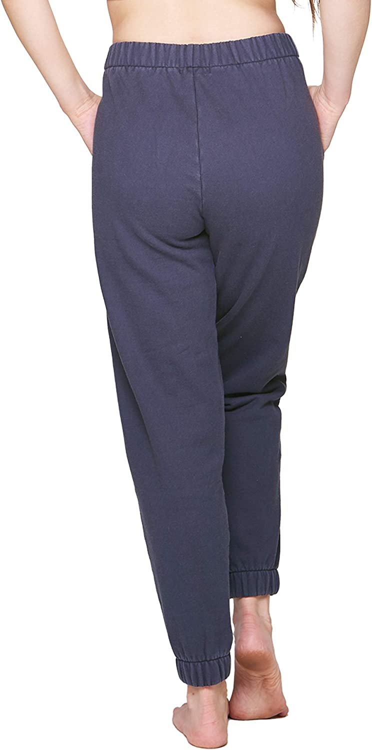 Colosseum Active Women/'s Aubrey Comfy Fleece Jogger Pants