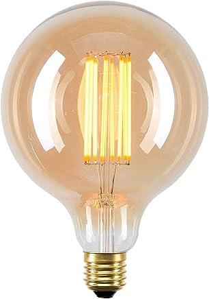 fomccu filamento de carbono bombilla luz 60/W Vintage Antique Edison Estilo E27/20/V
