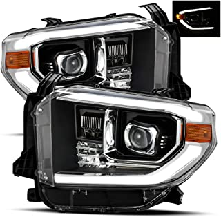 2017 tundra headlights with level adjuster