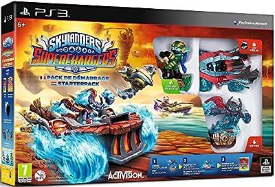 PS3 - Skylanders Superchargers - Starter Pack (1 Games)