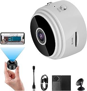 Trailer Hitch Monitoring Device, Mini Wireless WiFi IP Camera, Backup Car Camera Rear View Screen Monitor System, Wireless... photo