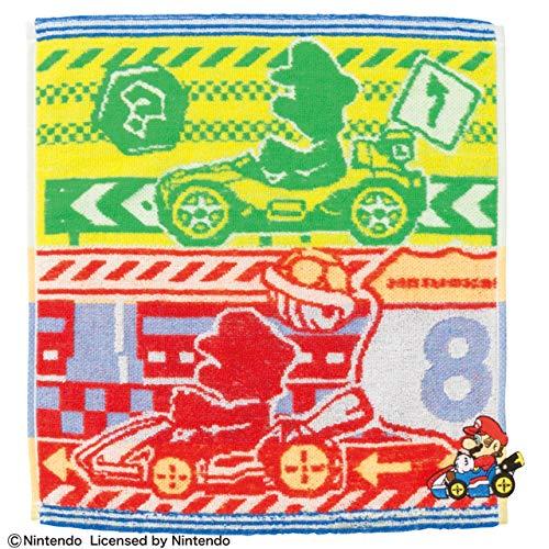 Marushin 4485001500 - Toalla de lavado para Nintendo Super Mario