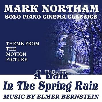 A Walk in the Spring Rain - Theme for Solo Piano (Elmer Bernstein)