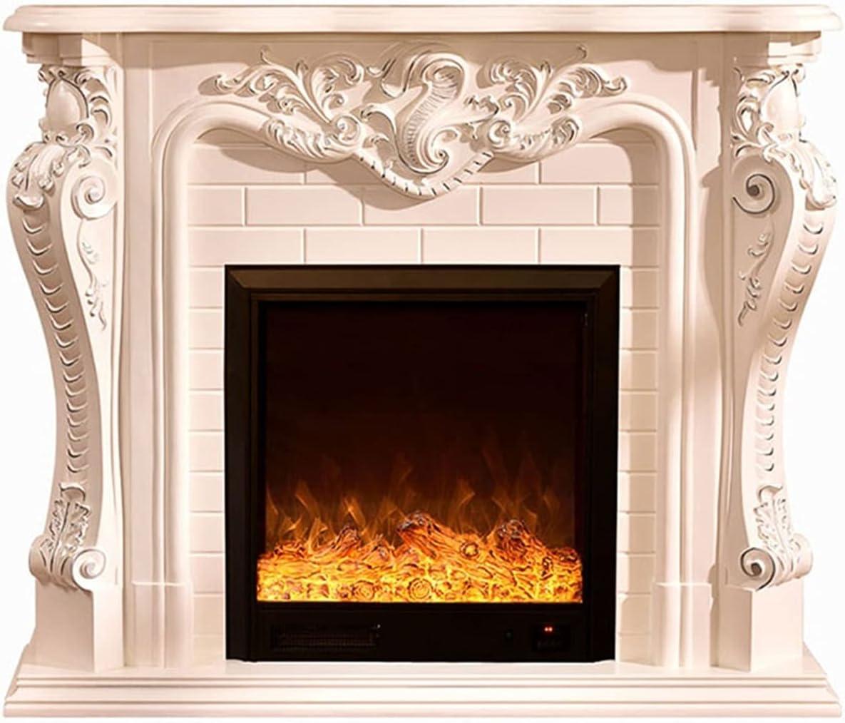 Super sale Fireplaces RENJUN- Electric Heater Flame Effect Realistic Ranking TOP14 Simula