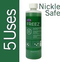 nickel free ice machine cleaner