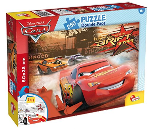 Puzzle double-face 250 Cars