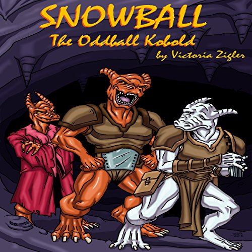 Snowball the Oddball Kobold cover art