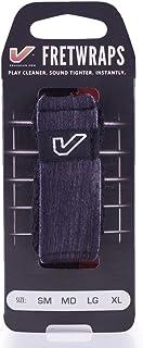 Gruv Gear FretWraps Wood 'Ebony' String Muter 1-Pack (Small) (FW-1PK-DRK-SM)