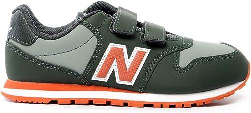 New Balance 500 Sneakers Ragazzo Verde Sneakers Basse : Amazon.it ...